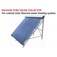 Quality Durable Vacuum Tube Solar Collector Stainless Steel Mounting Floor Stand for sale