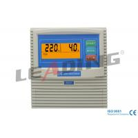 Buy cheap Dry run protection with sensor free, single phase pump controller for borehole from wholesalers