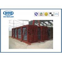 Quality Coal Fired CFB Boiler Economizer Water Heat H Finned Tube / Spiral Finned Tube for sale