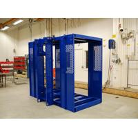 Quality Blue Durable Building Material Hoist / Construction Site Elevator High Reliability for sale