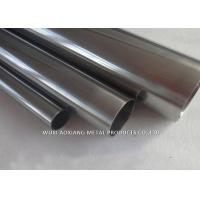 Quality Polished Stainless Steel Welded Tube Thickness 0.3 - 4.5MM Sanitary Pipe for sale