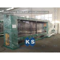 Quality Heavy Duty Hexagonal Wire Netting Machine For Steel Rod With Automatic Stop System for sale