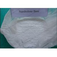 Quality Safe Raw Steroid Powders Muscle Building Steroid Nandrolones Base CAS 434-22-0 for sale