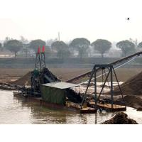 Quality Building Industry Small Bucket Line Dredge Widely Used In Most Terrains for sale