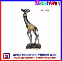 Quality Polyresin Giraffe Statues for sale