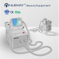 Quality Beauty Spa/Clinic Cryolipolysis+Lipo Laser Slimming Machine for sale