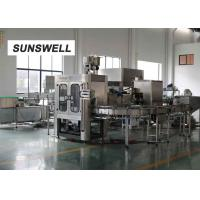 Quality Liquid Level Automatic Control Juice Filling Machine For  Dairy Products for sale