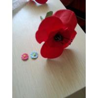 Quality artificial paper flowers colorful tissue paper flower paper flower for wedding or party for sale