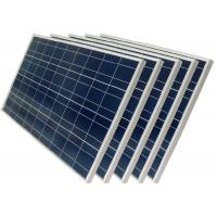 Quality Polycrystalline Solar Module / 110 Watt House Solar Panels Providing Special Design for sale