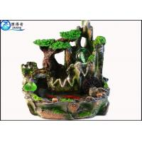 Quality Rockery Fish Farming Water Features Home Arts And Crafts Recirculating and Humidification Effect for sale