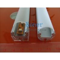 Buy led cloth rod profile,LED Wardrobe profile,closet rod extrusion aluminum at wholesale prices