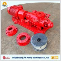 China 2 inch 15 hp stainless steel multistage electric water pump on sale