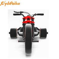 Buy cheap 35km/h 1000w Rear Double Motor Electric Drift Trike with 48v 15.4ah LG Lithium Battery from wholesalers