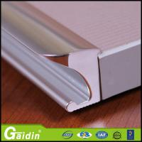 China highly recommended furniture hardware cheap promotional items kitchen cabinet edge aluminum extrusion profile on sale