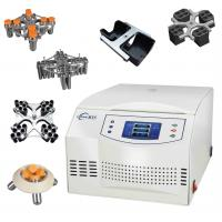 Buy cheap Low Noise Large Capacity Centrifuge / BT5 Benchtop Multi Pipe Centrifuge from wholesalers