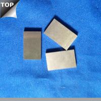 Quality Powder Metallurgy Process Silver Tungsten Alloy Welding Electrodes High Precision for sale