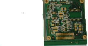 Quality Fiberglass Multilayer PCB Board Green Solder Mask 1.0mm Thickness for sale