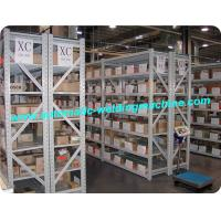 Buy cheap Cold Rolling Mill Machinery Produce Warehouse And Industrial Storage Pallet Rack from wholesalers