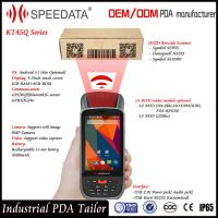 China Dual Sim Card Android Handheld Smart Card Reader PDA LF Rfid Mobile Reader 125Khz on sale