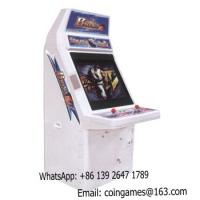 Quality Coin Operated Video Arcade Cabinet Games Machine for sale