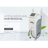 Quality Painless Hair Removal Skin Rejuvenation Ance Treatment Multifunctional IPL SHR Hai Removal System for sale