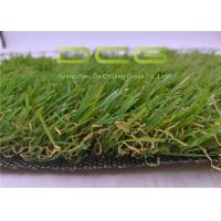 Quality Weather Resistance Synthetic Turf Grass , Artificial Grass Landscaping for sale