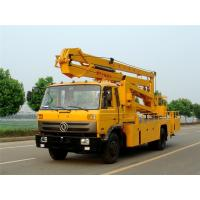 China 4 * 2 High Altitude Operation Truck 22m Working Height For Dongfeng Tianjin on sale
