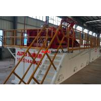 Quality O&G drilling rig mud recycling solids control system for sale at Aipu for sale