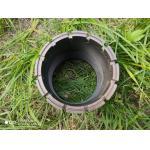 China HW casing bit, diamond core drill bit, coring bits, geological exploration coring for sale