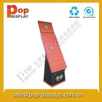 Quality Recycled Cardboard Flooring Display Stands For Advertising / Exhibition for sale