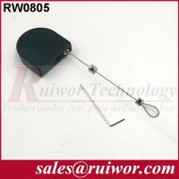 Buy Retail Stores Black Retractable Security Tether For Free / Interactive at wholesale prices