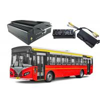 Quality 3G Bus Passenger Counter , Vehicle DVR Camera System With RS232 / RS485 Protocol for sale