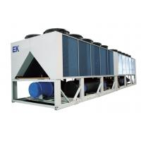 Buy R407C Screw Air Cooled Heat Recovery Unit With Spiral Axial Fan 85 - 470 Tons at wholesale prices