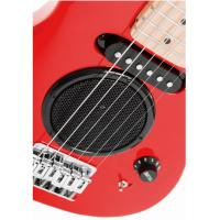 Buy Kids / Student Mini Toy Guitar Wooden With Battery Powered Loudspeaker at wholesale prices