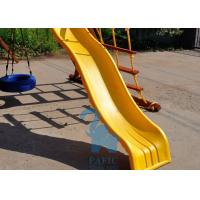 Quality Durable PE Material Bigelephant 10ft Wave Slide for Play Set for sale