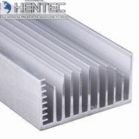 Quality Rectangle Anodized Standard Aluminium Profiles Engineering Design for sale