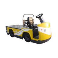 China CE Standard Electric Tow Vehicles / Electric Tow Tug With 5.0 Ton Traction Weight for sale
