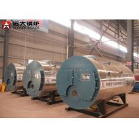 Quality 3000kgs Residential Oil Fired Hot Water Boiler 350kw 700kw For Center Heating for sale