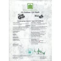 NINGBO BAOLE OUTDOOR GOODS CO.,LTD Certifications