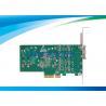 Buy cheap Dual Port Gigabit Ethernet Fiber Optic Network Card 2 LED Indicator Lamp from wholesalers