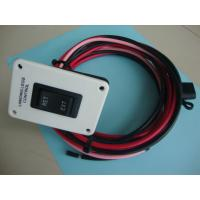 Quality White AC Electric Power Switch Button With Extension Lead For Industrial / Commercial for sale