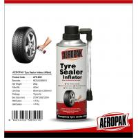 Quality Puncture Preventative Emergency Tyre Repair , 500ml Tire Inflator Sealer  for sale