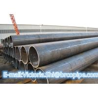 Quality LSAW/Longitudinal Submerged-Arc Welded Steel Pipe Q235A,Q235B,Q345,ASTM A53/106, API 5L,L245 L290 X42 X46 X70 X80 for sale