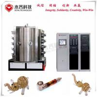 Quality Vertical Orientation Glass Coating Machine For Glass Smoking Weed Pipes Decorative for sale