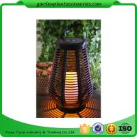 Quality Decorative Outdoor Lighting / Rattan Garden Lights For Home Decoration for sale