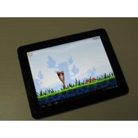 Quality Android 4.0 ICS 9.7 inch tablet pc of Allwinner A10 Boxchip CPU 1.2GHz processor for sale