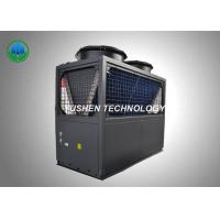 Quality 25 HP Air Energy Heat Pump Home Heating Galvanized Steel Casing Low Noise for sale