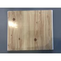 Buy Wooden Transfer Printing Garage Wall Panels Fireproof For Kitchen / Bathroom at wholesale prices