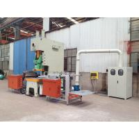 Quality Simens PLC Aluminum Foil Container Machine For Airline Container , Barbecue Tray for sale