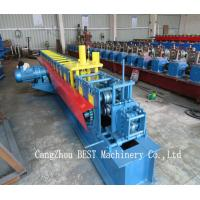 Quality Automatic Roller Shutter Door Steel Sheet Making Roll Forming Machine for sale